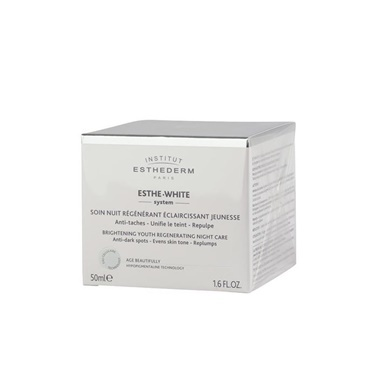 Esthederm  Este-White Regenerating Night Care 50ml Renksiz